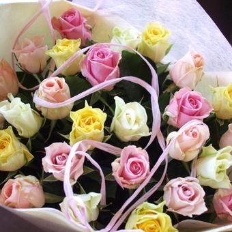 お誕生日,バラの花束,ロマンティックエンジェル,スノージュエル,ワム,リメンブランス,イリオス